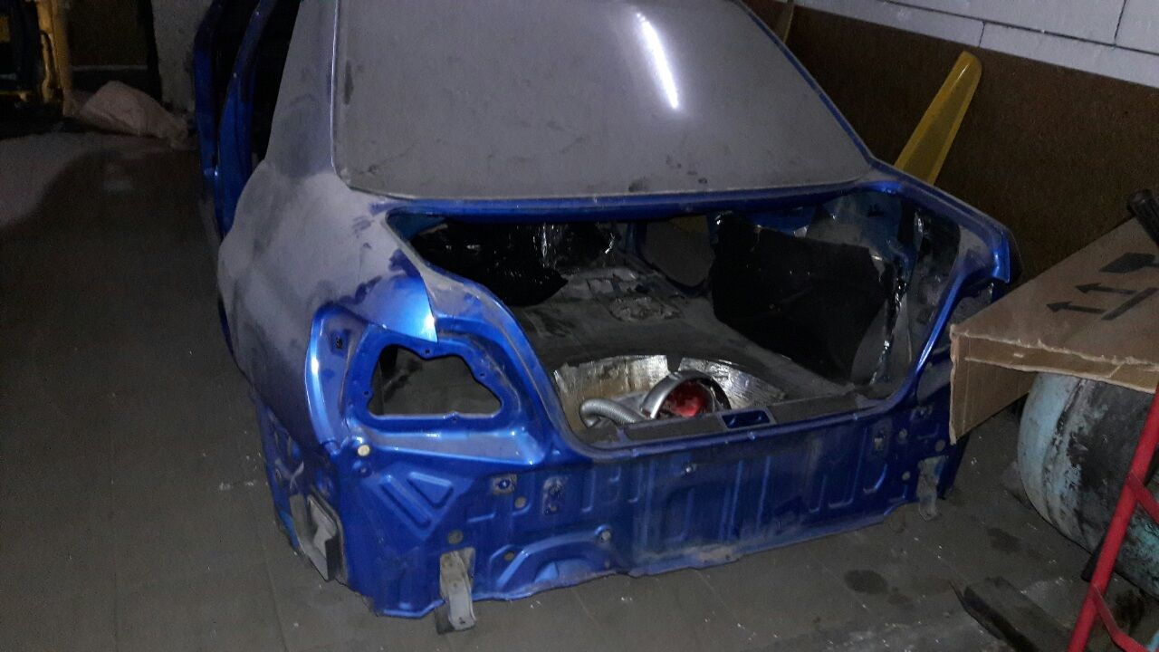 Фото 8 - Subaru Impreza WRX - кузов и документы