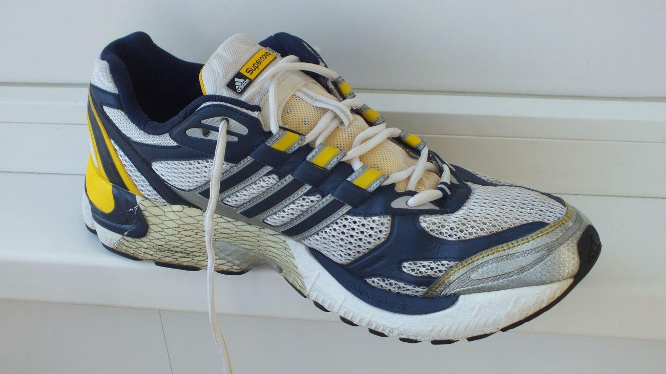 Фото 3 - Кроссовки Adidas. Большого 48 (Euro 49) размера. Стелька 32 см.