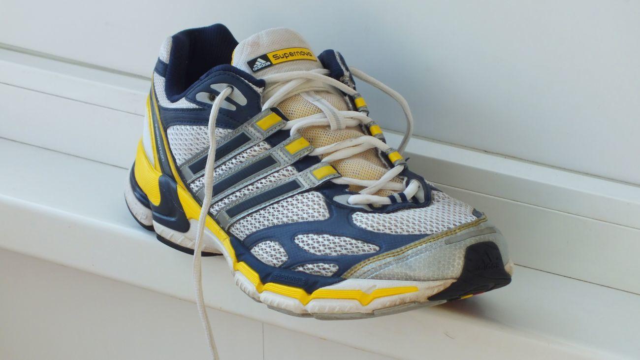 Фото 5 - Кроссовки Adidas. Большого 48 (Euro 49) размера. Стелька 32 см.