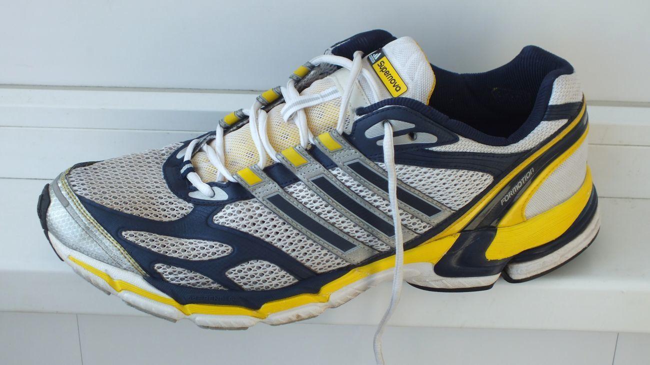 Фото - Кроссовки Adidas. Большого 48 (Euro 49) размера. Стелька 32 см.