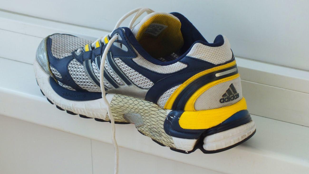 Фото 7 - Кроссовки Adidas. Большого 48 (Euro 49) размера. Стелька 32 см.
