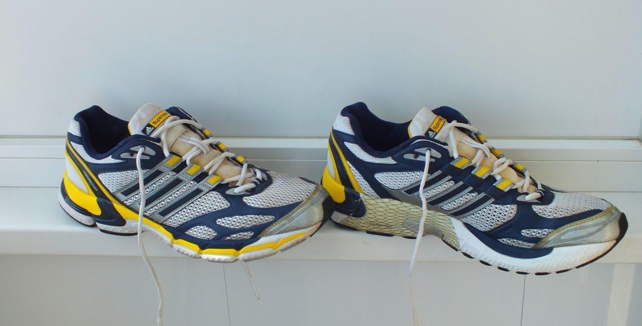 Фото 4 - Кроссовки Adidas. Большого 48 (Euro 49) размера. Стелька 32 см.