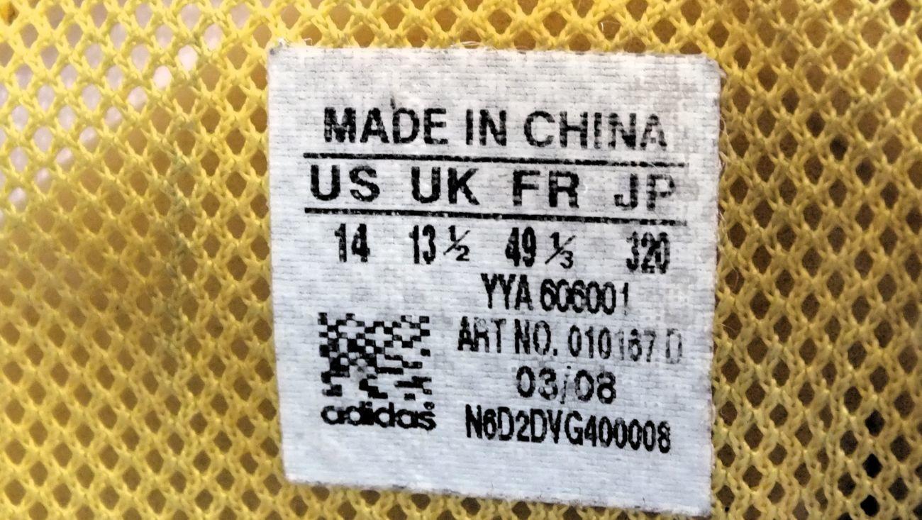 Фото 9 - Кроссовки Adidas. Большого 48 (Euro 49) размера. Стелька 32 см.