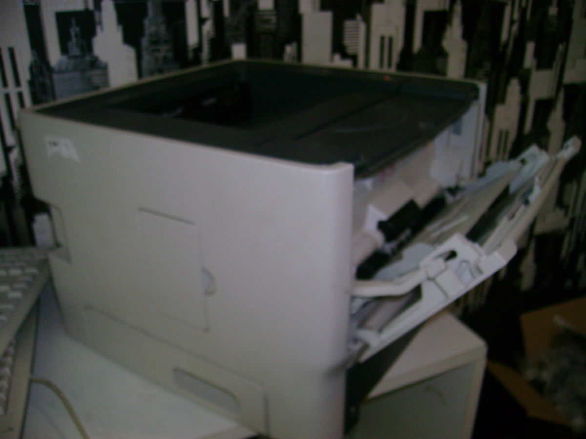 Фото - Принтер HP LaserJet P2015dn duplex, LAN