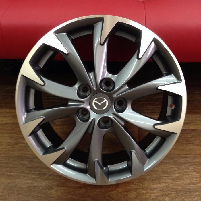 Фото - Диски Mazda CX5, 6 R17 Оригинальные параметры