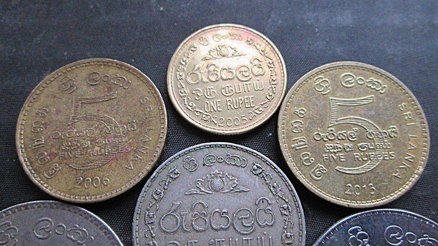 Фото 2 - Монеты Шри-Ланки.
