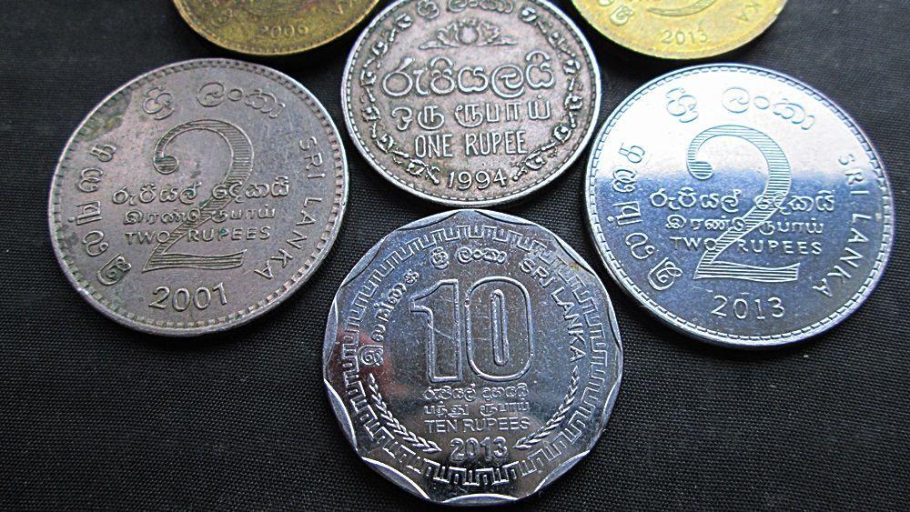 Фото 3 - Монеты Шри-Ланки.