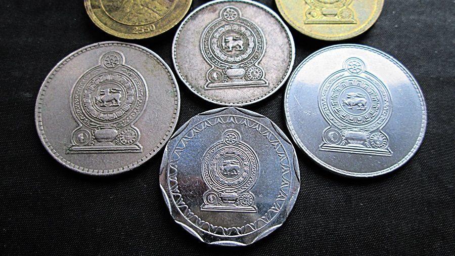 Фото 6 - Монеты Шри-Ланки.