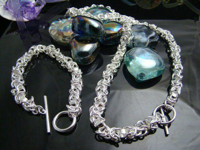 Браслет покрытие серебром