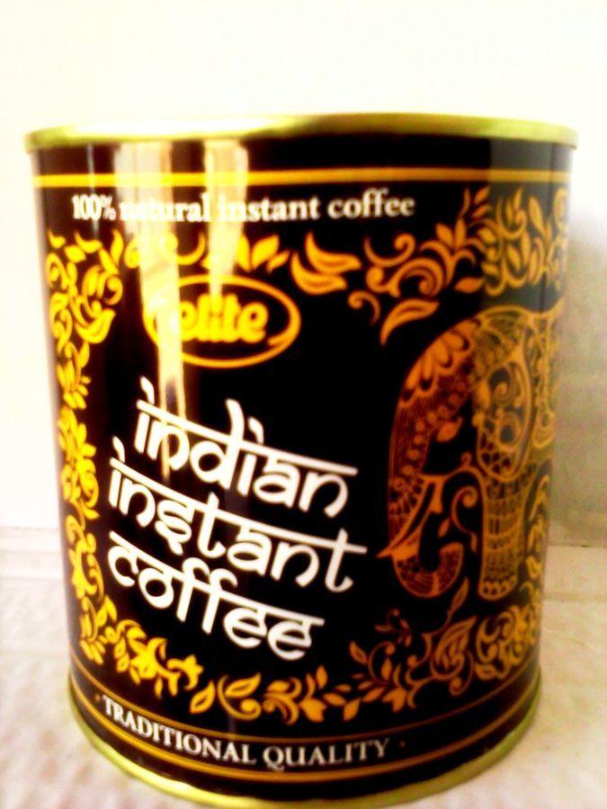Кофе Растворимый ELITE INDIAN 190 гр