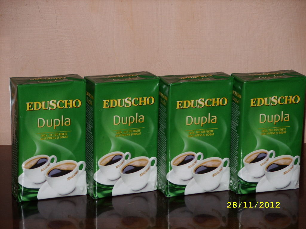 Кофе молотый Eduscho Dupla (4х250гр)