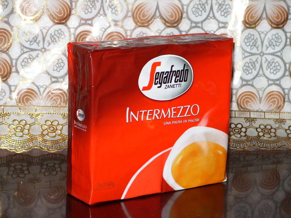 Кофе SEGAFREDO Intermezzo(2х250) молотый