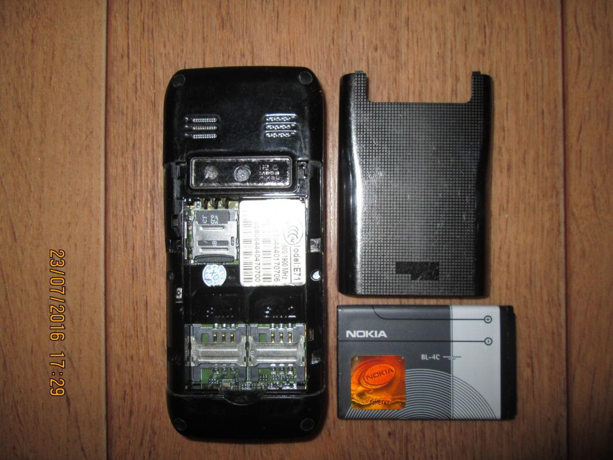 Фото 3 - Мобильный телефон Nokia E71