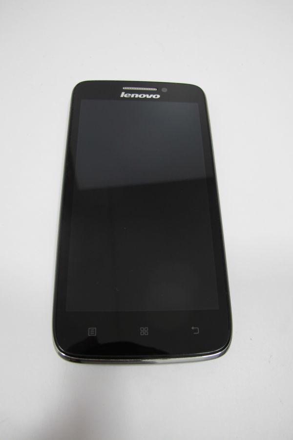 Мобильный телефон Lenovo S650 White (TZ-1065)