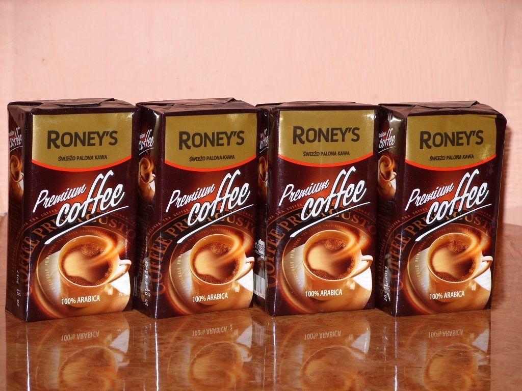 Кофе RONEYS арабика 100% (мол 4*250г)