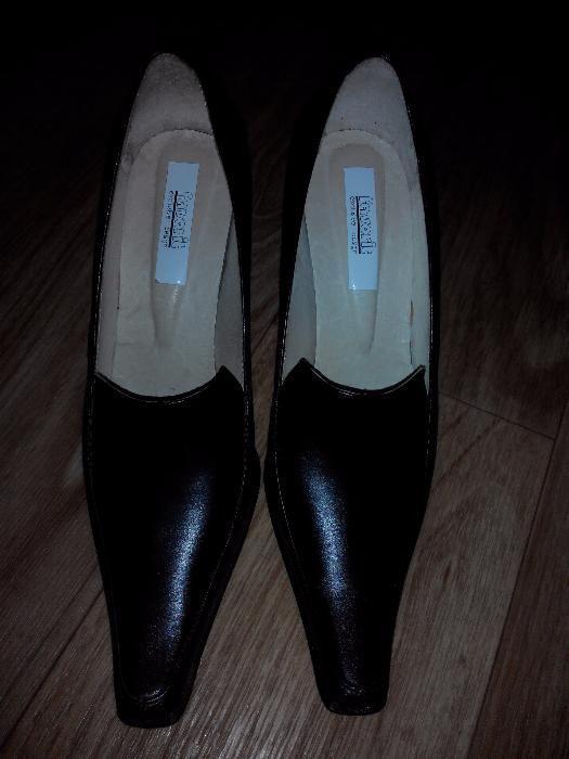 Фото 3 - Туфли кожаные Favorit