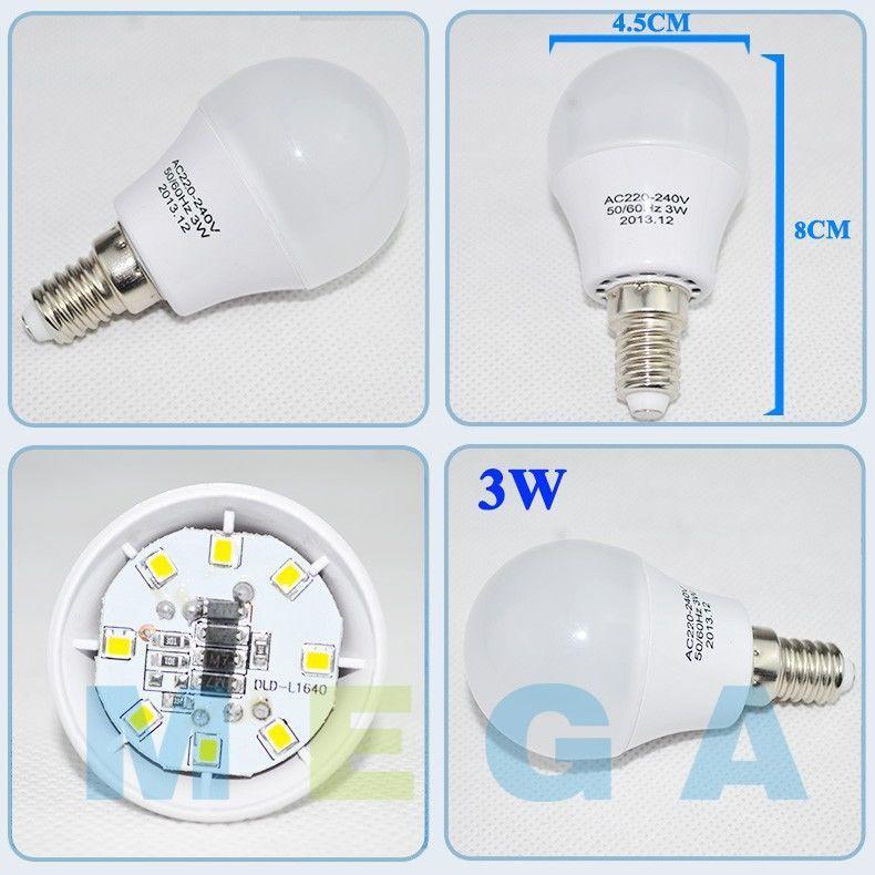 Фото 4 - Лед Светодиодные лампы LED от 3 до 18 ватт.Высокое качество!