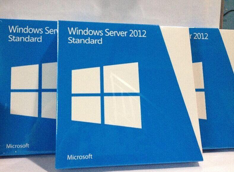 Фото 2 - Windows Server 2012 Standart BOX P73-05363
