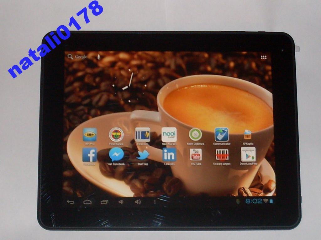 Фото 2 - Супер-цена! Планшет Neoi 697 9,7' IPS,1Gb+16Gb,8000mAh