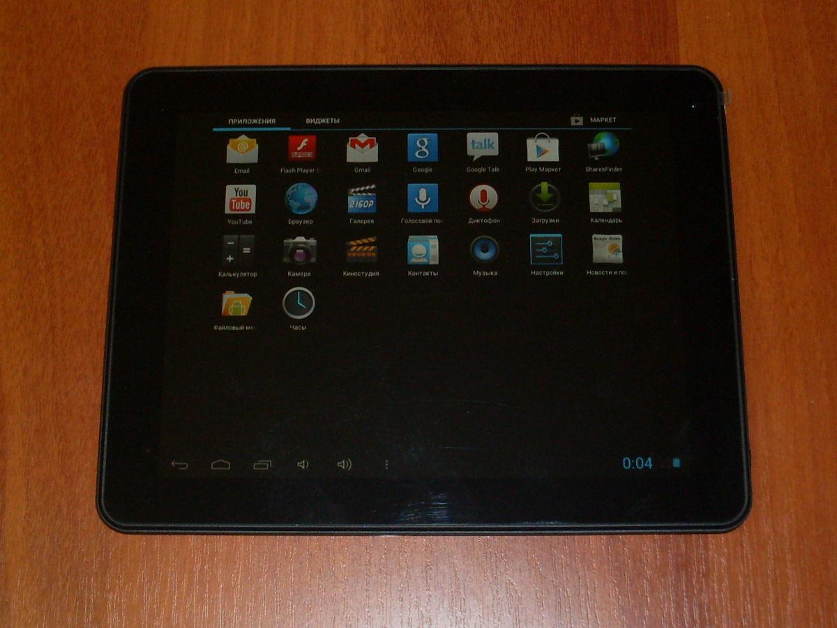 Фото 6 - Супер-цена! Планшет Neoi 697 9,7' IPS,1Gb+16Gb,8000mAh