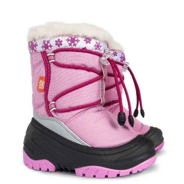 d3b41270b Купить сейчас - Детские зимние сноубутсы Demar Fuzzy B: 515 грн ...
