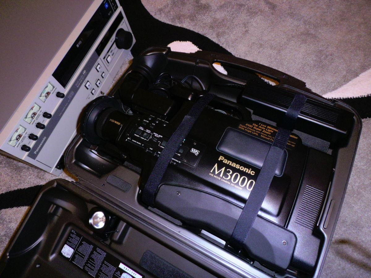 Ремонт видеокамеры panasonic nv-m3000 ремонт электронных книг pfvtyf lbcgktz