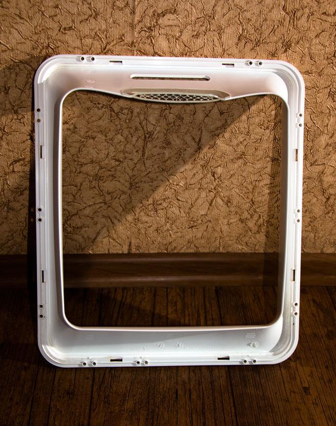 Фото 3 - Обрамление (обечайка) люка внешнее для стиральной машины Whirlpool.