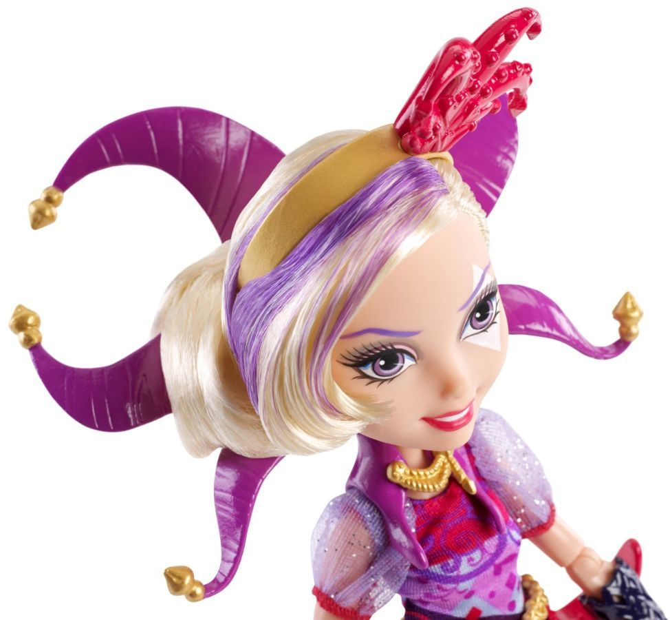 Фото 4 - Кукла Mattel Ever After High Courtly Jester бесплатная доставка