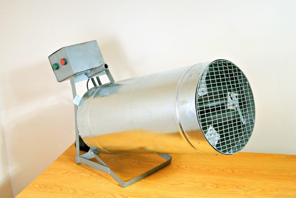 Фото - Тепловые пушки тепловентиляторы 380В / 6;9;12 кВт