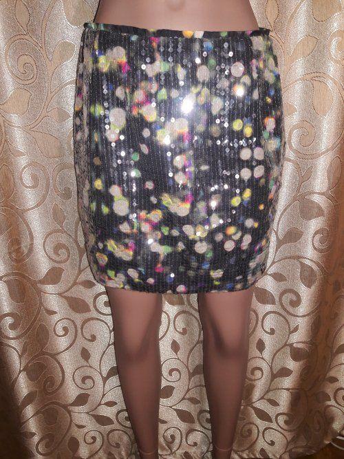 Фото - Стильная юбка h&m