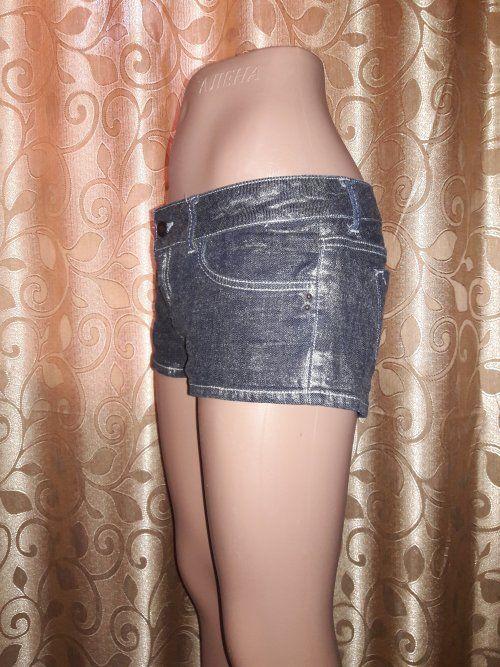 Фото 3 - Стильные короткие шорты top shop