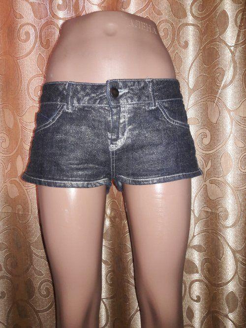 Фото - Стильные короткие шорты top shop