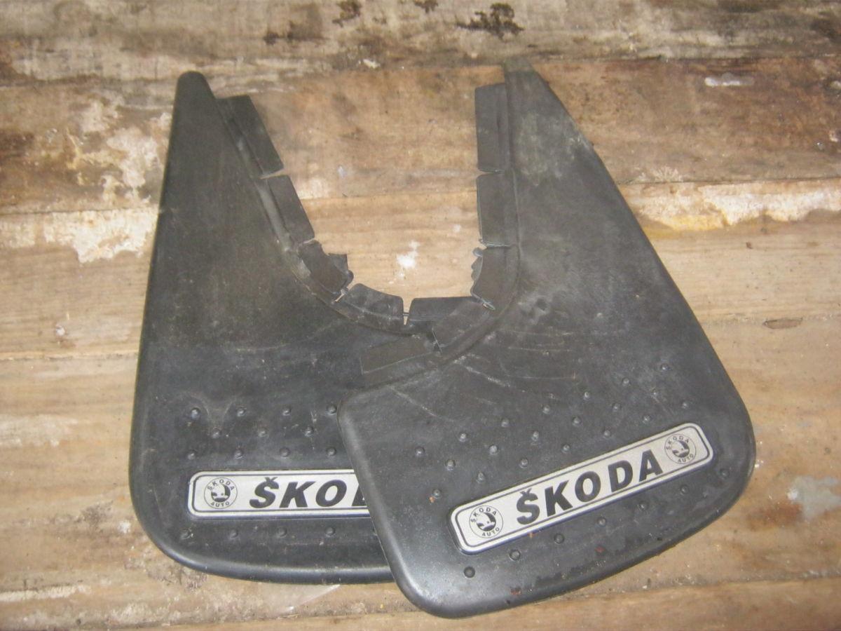 Брызговики Skoda Octavia Tour A5 Fabia favorit felicia superb rapid