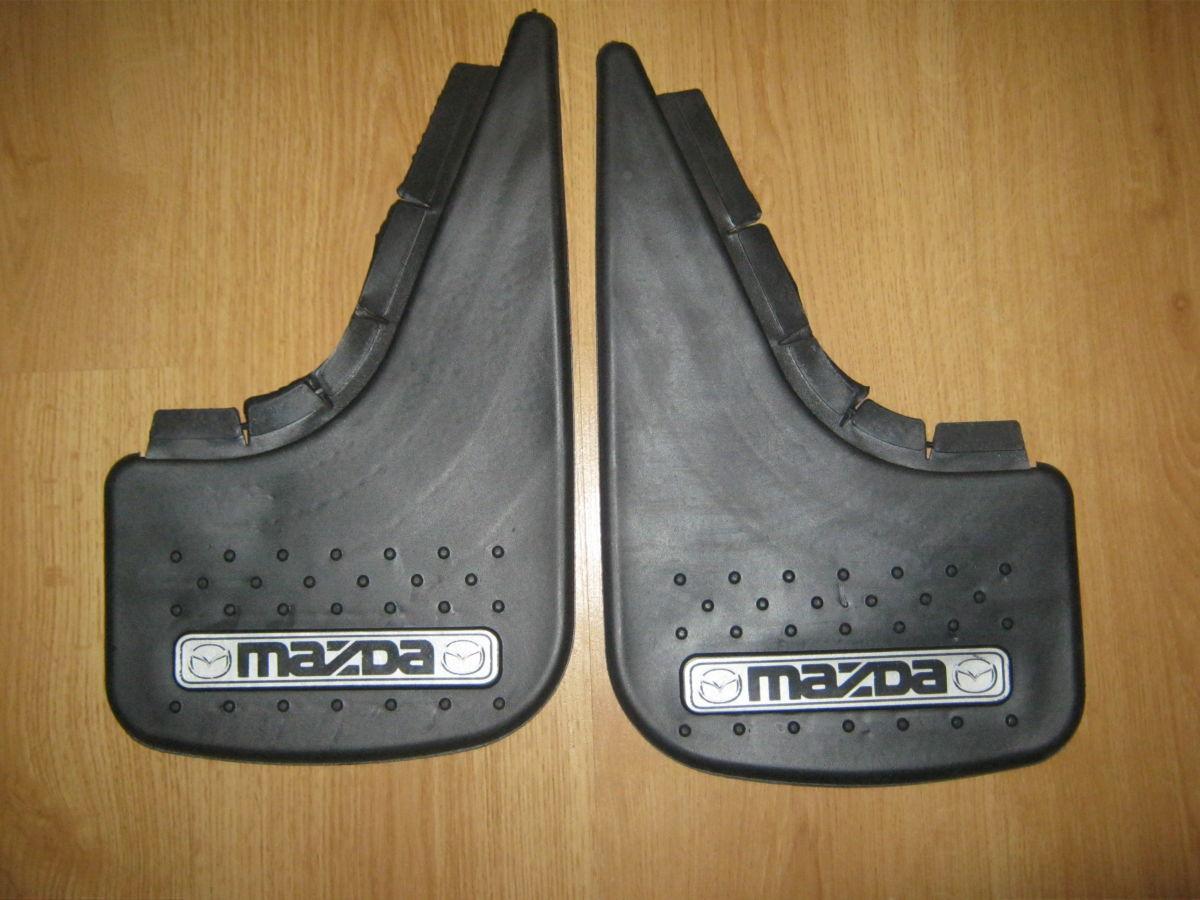 Брызговики MAZDA 121 3 6 323 F 626 Xedos CX-7