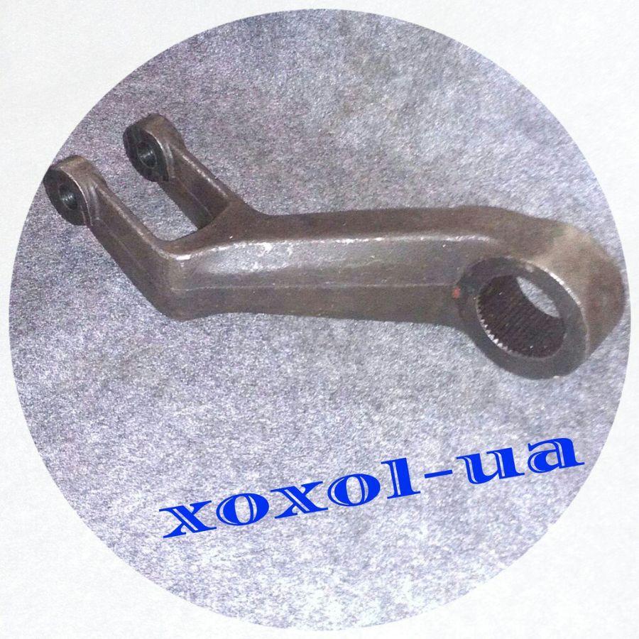 Фото 4 - Тяга(удленитель)продольной тяги мтз80 правая/левая,навеска мтз