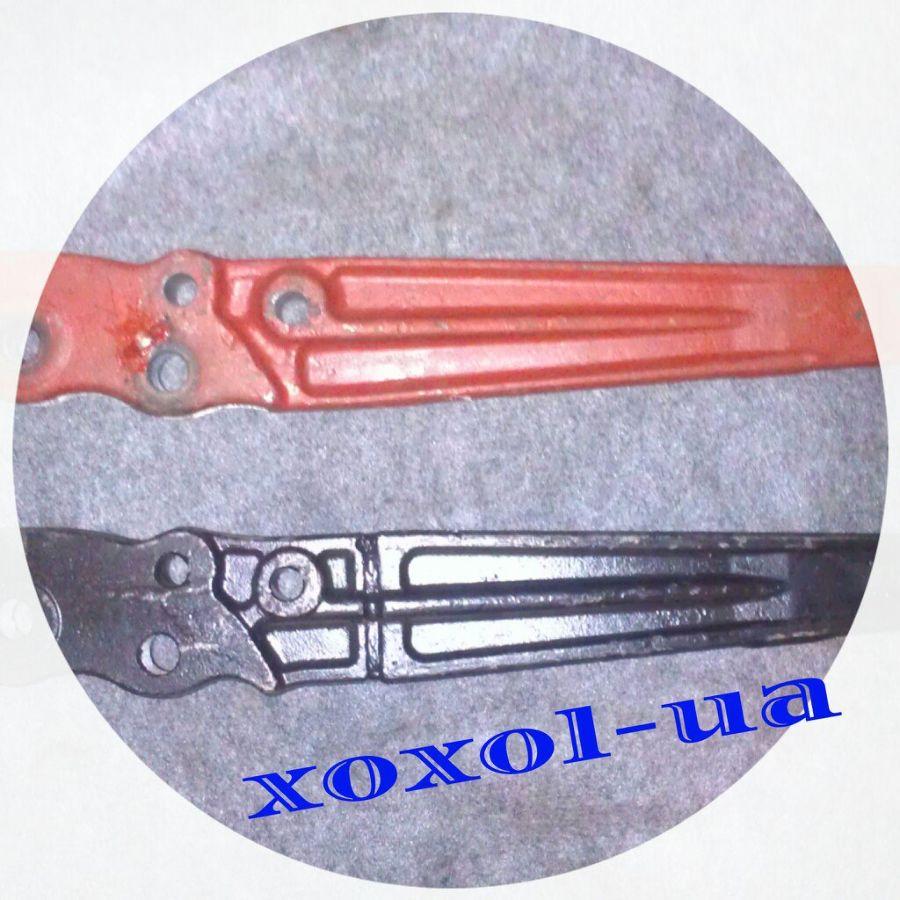 Фото 3 - Тяга(удленитель)продольной тяги мтз80 правая/левая,навеска мтз