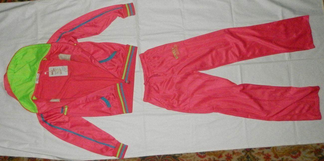 Фото 7 - Спортивный костюм женский