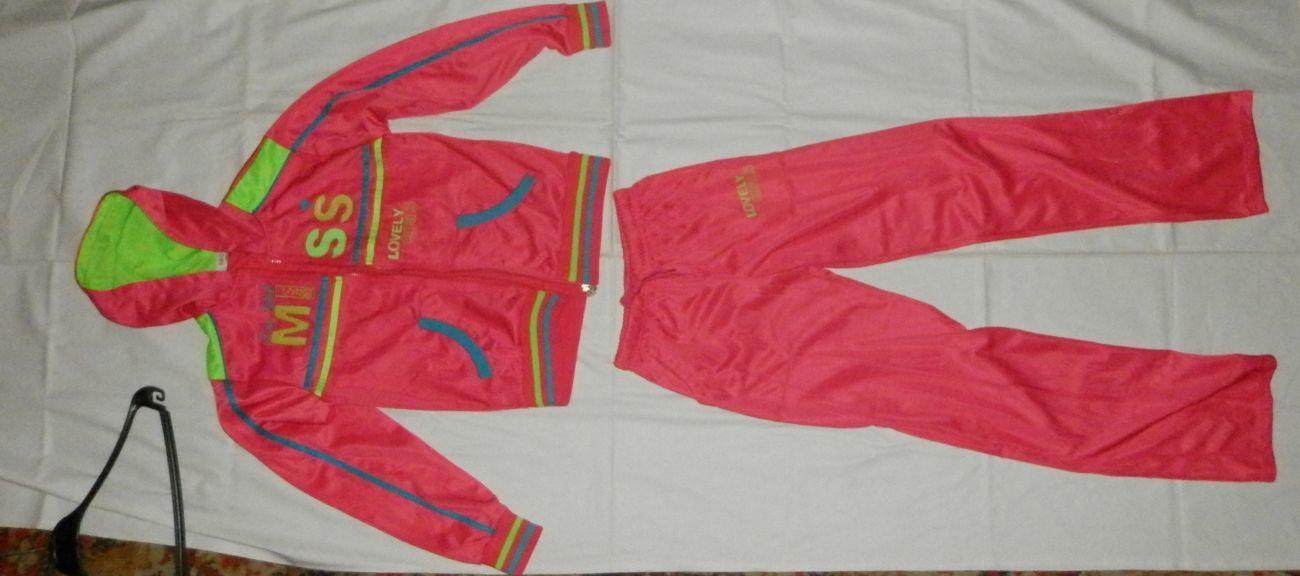 Фото 4 - Спортивный костюм женский