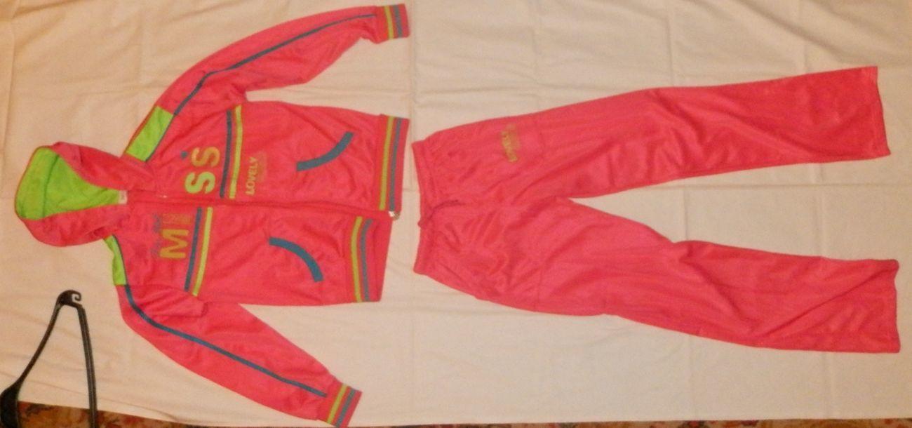 Фото 5 - Спортивный костюм женский