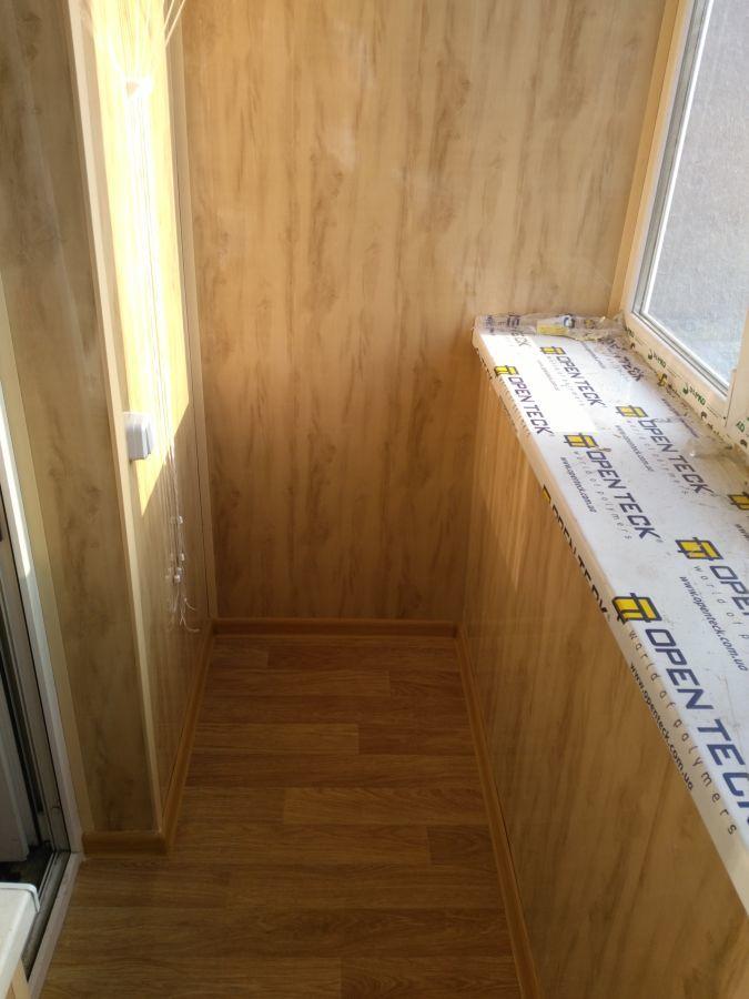 Обустройство балконов и лоджий: договорная - балконы запорож.