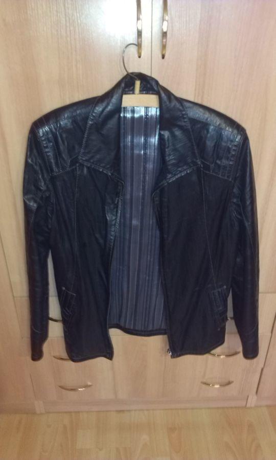 куртка кожаная P Pera Pell