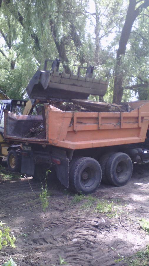 Вывоз мусора, Грузоперевозки