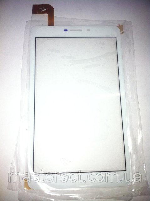 Фото - Nomi C070010 Corsa 3G сенсор (тачскрин) белый