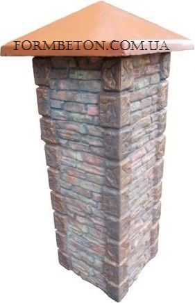 Фото 2 - Форма наборного столба К-4