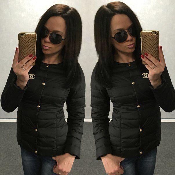 Фото 10 - Куртка Шанель (CHANEL), цвета в ассортименте! Курточка-огромный выбор!