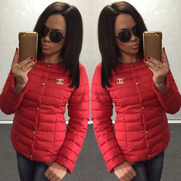 Фото 6 - Куртка Шанель (CHANEL), цвета в ассортименте! Курточка-огромный выбор!