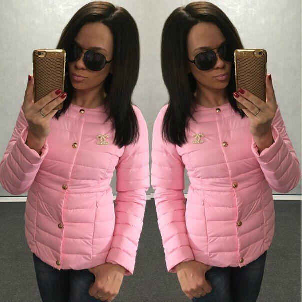 Фото 3 - Куртка Шанель (CHANEL), цвета в ассортименте! Курточка-огромный выбор!