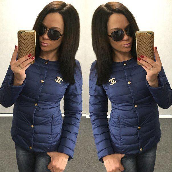 Фото 9 - Куртка Шанель (CHANEL), цвета в ассортименте! Курточка-огромный выбор!