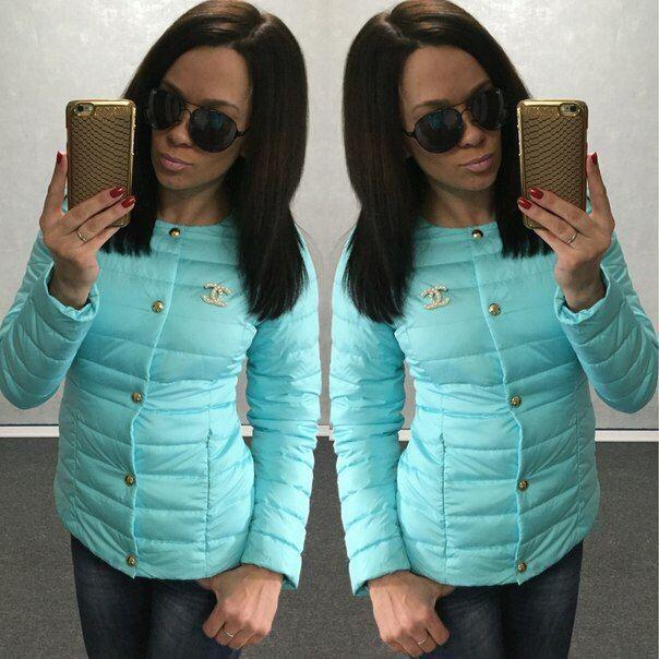 Фото 7 - Куртка Шанель (CHANEL), цвета в ассортименте! Курточка-огромный выбор!