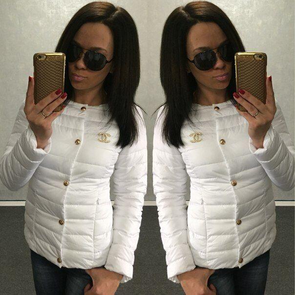 Фото 5 - Куртка Шанель (CHANEL), цвета в ассортименте! Курточка-огромный выбор!